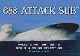 Six Eight Eight Attack Sub