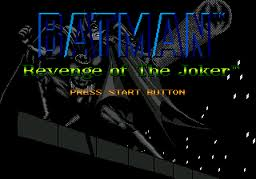 Batman - Revenge of the Joker