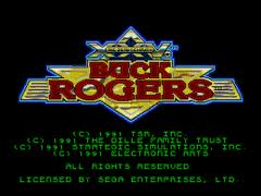 Buck Rogers – Countdown to Doomsday