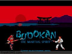 Budokan - The Martial Spirit