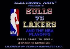 Bulls vs Lakers