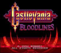 Castlevania - Bloodlines