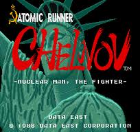 Atomic Runner – Chelnov