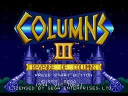 Columns 3 - Revenge of Columns