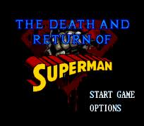 Death and Return of Superman