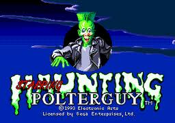 Haunting: Starring Polterguy