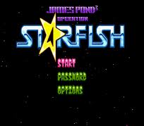 James Pond 3 - Operation Starfish