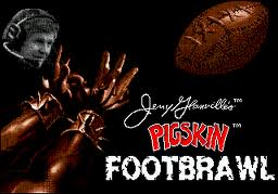Jerry Glanvilles Pigskin Footbrawl