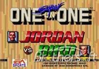 Jordan vs Bird - Super One-on-One