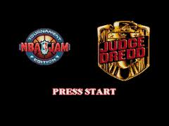 Blockbuster Competition 2 - NBA Jam & Judge Dredd