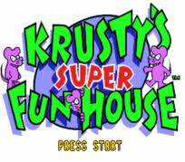 Krustys Super Funhouse