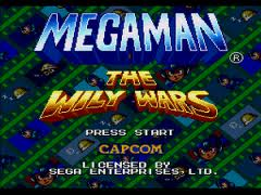 Megaman: The Wily Wars