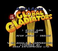 Mick and Mack: Global Gladiators