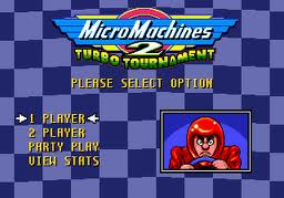 Micro Machines II