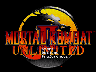 Mortal Kombat II UNLIMITED