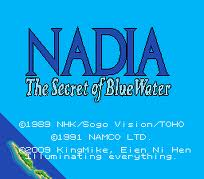 Nadia : The Secret of Blue Water