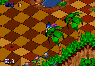 Sonic 3D: No Flickies