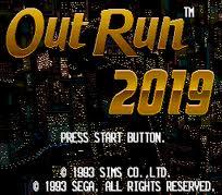 OutRun 2019