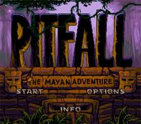 Pitfall – The Mayan Adventure