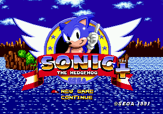 Sonic the Hedgehog Plus