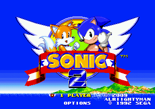 Sonic 2: S3 Edition