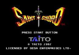 Saint Sword
