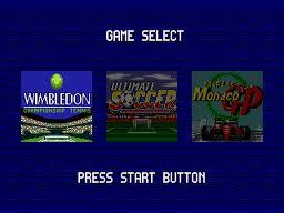 Sega Sports