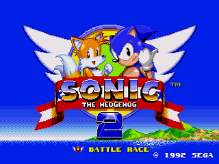 Sonic 2: Battle Race