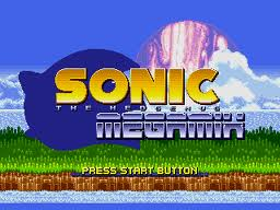 Sonic The Hedgehog Megami…