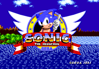Sonic the Hedgehog Genesis (Genesis)