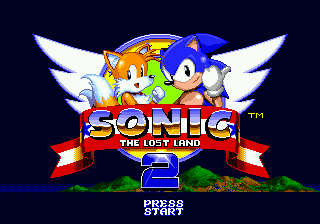 Sonic - The Lost Land 2