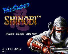 Super Shinobi II