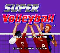 Super Volleyball