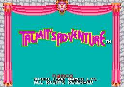 Talmits Adventure