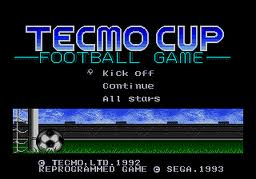 Tecmo Cup Football