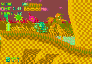 Sonic the Hedgehog - The Ring Ride 2 | SSega Play Retro Sega Genesis