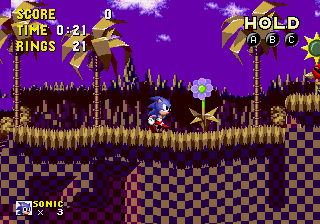 Sonic the Hedgehog - The Ring Ride 4