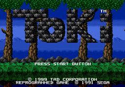 Toki, Going Ape Spit