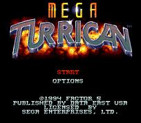 Mega Turrican