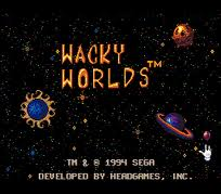 Wacky Worlds
