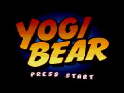 Yogi Bears Cartoon Capers