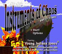 Young Indiana Jones - Instrument of Chaos