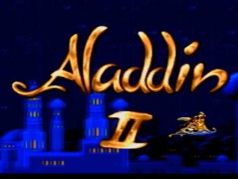 sega aladdin game