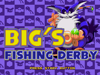 Big's Fishing Derby