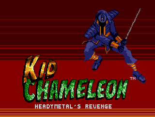 Kid Chameleon 2: Heady Metal's Revenge