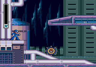 Mega Man X DEMO