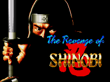 Revenge of Shinobi Rev 00