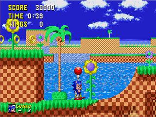 Sonic Zoom!