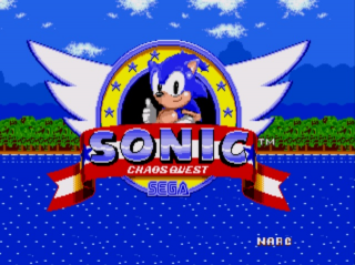 Sonic Chaos Quest v2.0
