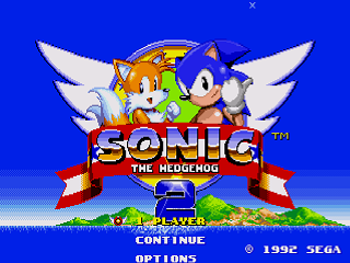 Sonic 2 Secret Rings Edition